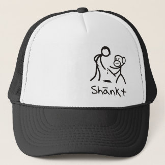 Shankt Trucker Hat Side