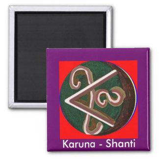 Shanti = Peace Magnet