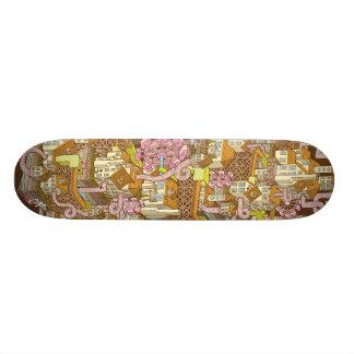 shantytown custom skate board
