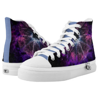 ShanzDesigns High Top Shoes
