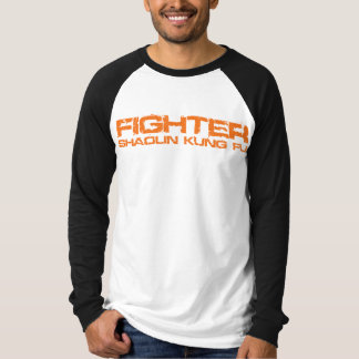 Shaolin Fighter Raglan T-Shirt