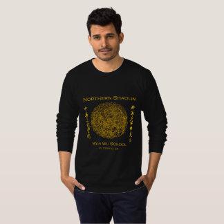 Shaolin Long Sleave for Men T-Shirt