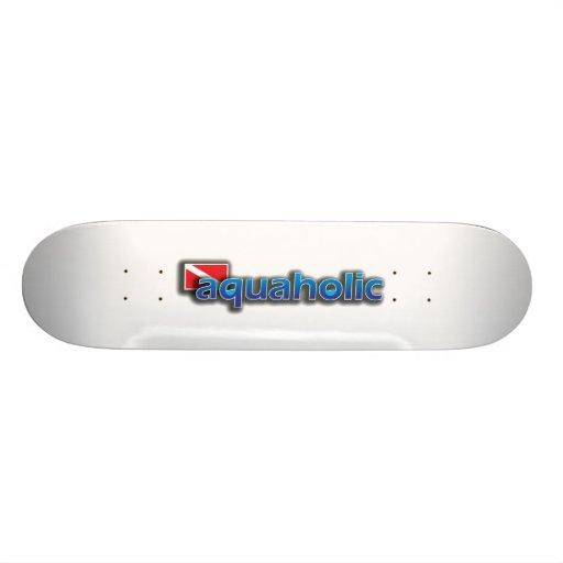 Shape Aquaholic Skateboard Deck