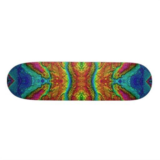 Shape de Skate Abstract Skateboard Deck