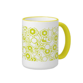 Shape Garbage Ringer Mug