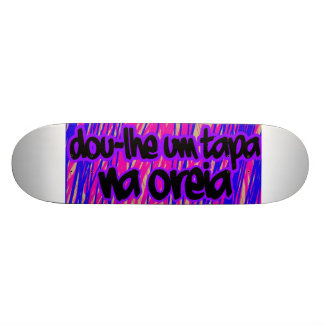 Shape I give one to it covers in oreia QVZ Skate Decks