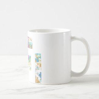 Shape Internal Explosion Coffee Mug