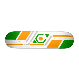 Shape Jumble Custom Skate Board