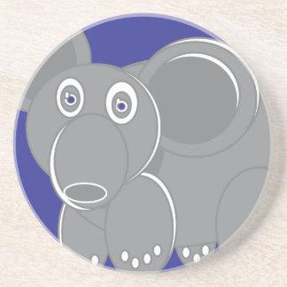 Shape Made Elephant Coaster