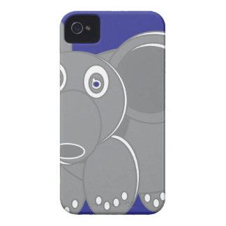 Shape Made Elephant iPhone 4 Case