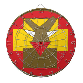 Shape Made Lion Dartboard