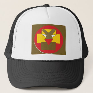 Shape Made Lion Trucker Hat