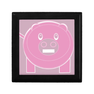 Shape Made Pig Gift Box