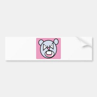 Shape Made Rat Bumper Sticker