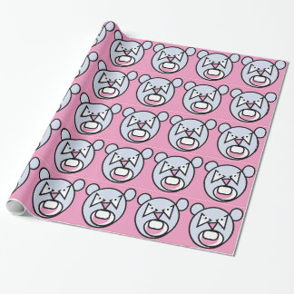 Shape Made Rat Wrapping Paper