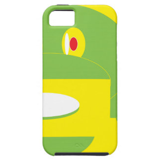 Shape Made Snake Tough iPhone 5 Case