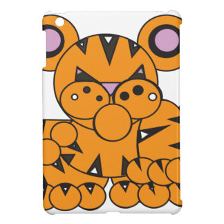 Shape Made Tiger Case For The iPad Mini