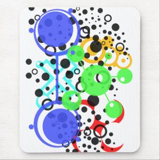 shape mouse pad