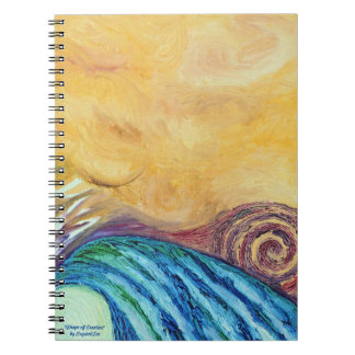 """""""Shape of Creation"""" Notebook"""