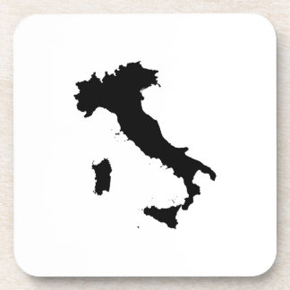 Shape of Italy Coaster