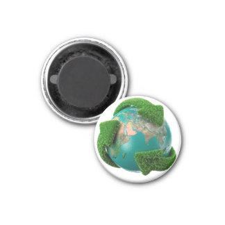 Shape: Round Magnet