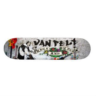 Shape Skate Van Pelt 21.6 Cm Old School Skateboard Deck