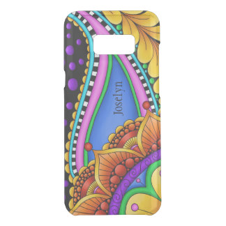 Shape Your History Galaxy 8 Plus Clearly Deflector Uncommon Samsung Galaxy S8 Plus Case