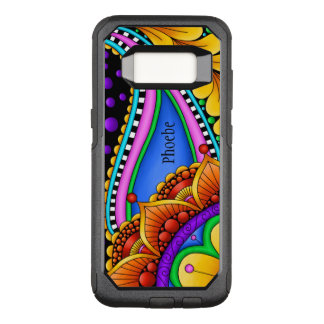 Shape Your History OtterBox Galaxy 8 Case