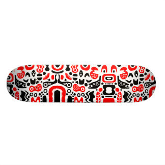 Shapes 18.1 Cm Old School Skateboard Deck
