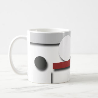 Shapes Abstract Coffee Mugs