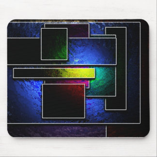 Shapes and Colours Mousepad
