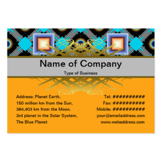 Shapes Business Cards