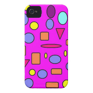 shapes Case-Mate iPhone 4 case