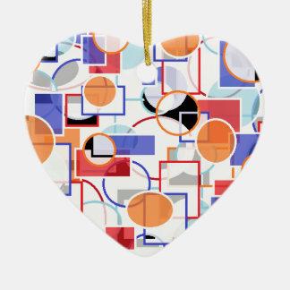 shapes ornament