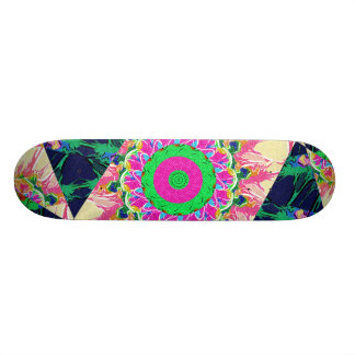 shapes in abstraction mf skateboard deck