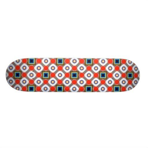 Shapes Inverted Custom Skateboard