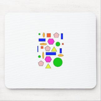 Shapes Mousepads
