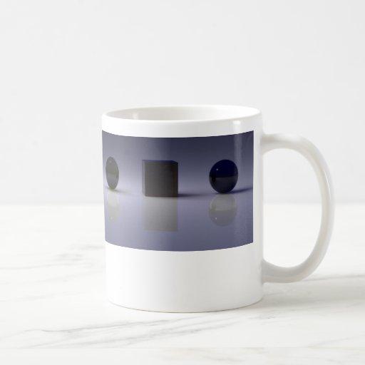 Shapes Coffee Mugs