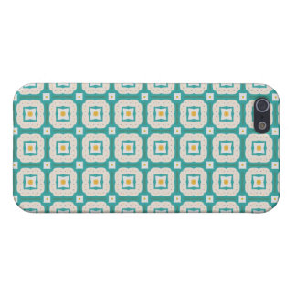 Shapes pattern iPhone 5/5S cases