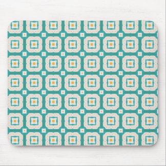 Shapes pattern mousepad