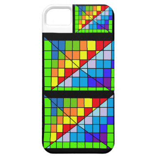 Shapes,Shapes,Shapes. iPhone 5 Cover