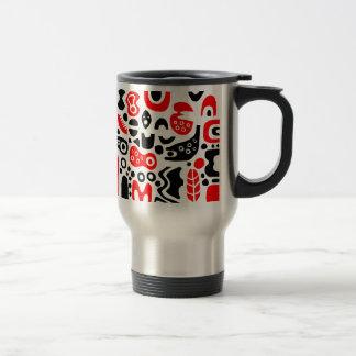 Shapes Travel Mug