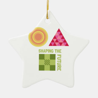 Shaping The Future Christmas Ornament