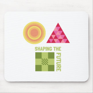 Shaping The Future Mouse Pad