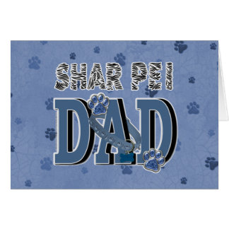 Shar Pei DAD Card