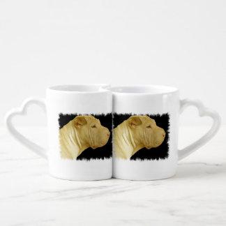 Shar Pei Dog Lovers Mugs