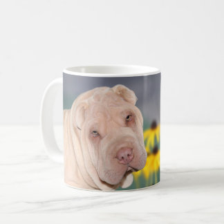 Shar Pei face Coffee Mug