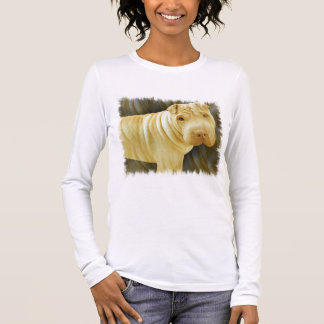 Shar Pei Long Sleeve Shirt