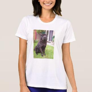 Shar pei longhair sitting T-Shirt
