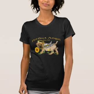 Shar-Pei Perfect Angel W Daisy Apparel T-Shirt